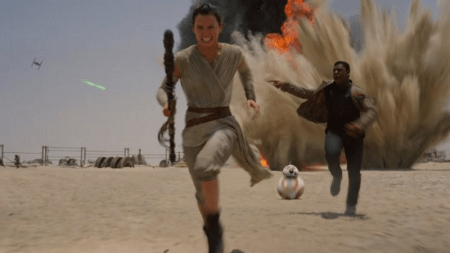 """The Force Awakens"" rompe nuevo record cinematográfico"