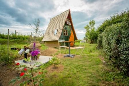 Airbnb presenta el Wishlists que revela destinos y propiedades soñadas por usuarios - airbn-cabana-2