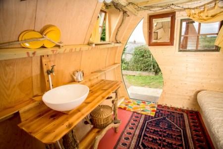 Airbnb presenta el Wishlists que revela destinos y propiedades soñadas por usuarios - airbnb-cabana
