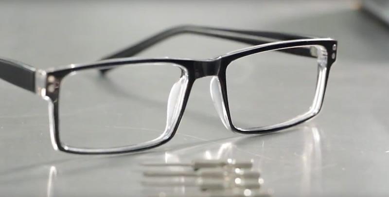 Con PET, logran mexicanos fabricar exitosos armazones ópticos para débiles visuales - amazones-pet
