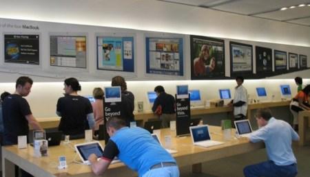 Apple busca trabajadores para su primera tienda en México