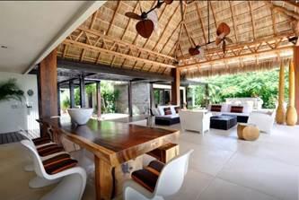 Gwyneth Paltrow viaja a Punta Mita, México y se hospeda en una Villa de Airbnb - casa-de-fabiennne-villa-punta-mita