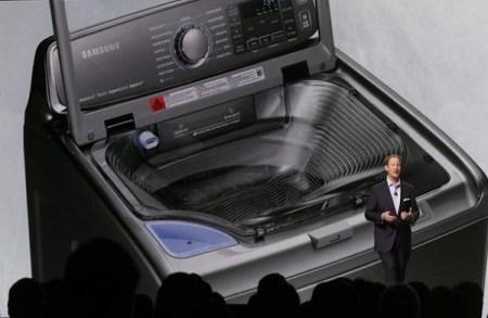 CES 2016: Samsung sorprende con nuevas lavadoras inteligentes