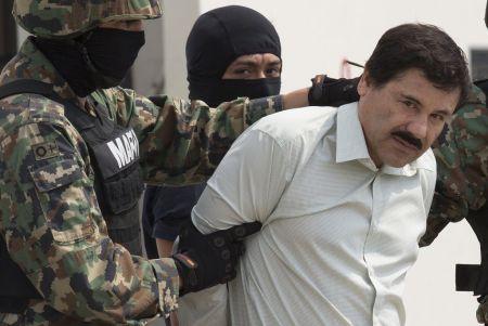 El Chapo usaba BlackBerry Messenger y tenía un Blackphone
