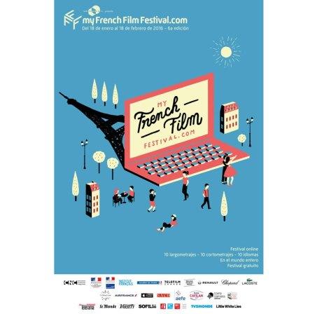 20 películas francesas que puedes ver gratis en el sitio del FICM