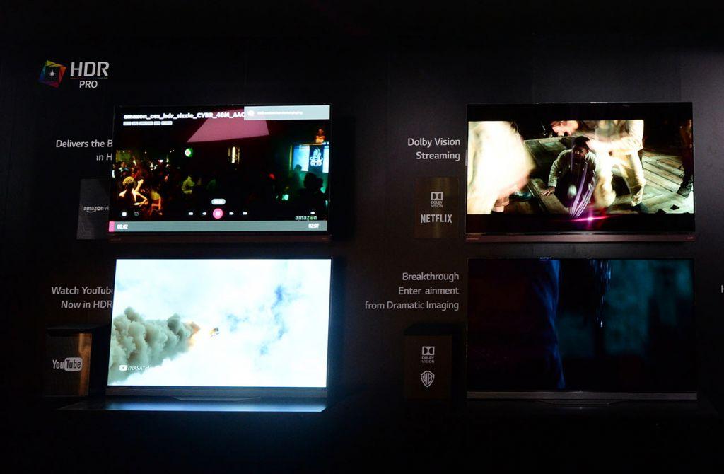 LG anuncia alianzas con empresas de tecnología y contenido para TV 4K HDR en 2016 - hdr-partnership