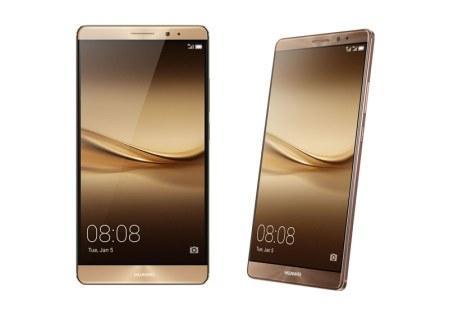 Huawei Mate 8 es presentado en el CES 2016