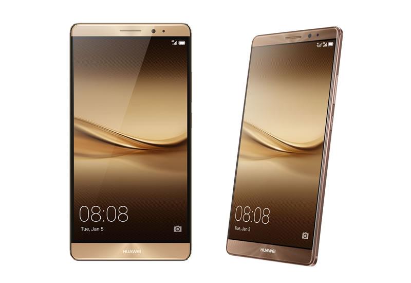 Huawei Mate 8 es presentado en el CES 2016 - huawei-mate-8