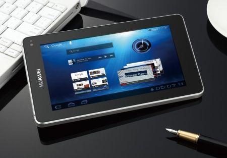 Huawei podría entrar al negocio de las PCs