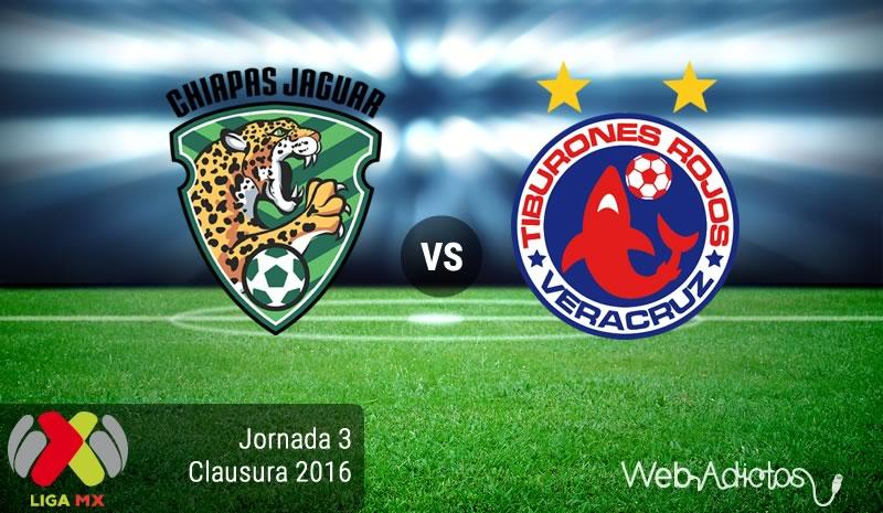 Jaguares vs Veracruz en el Clausura 2016 | Jornada 3 - jaguares-vs-veracruz-clausura-2016