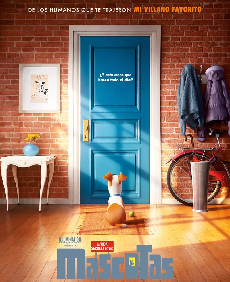 La Vida Secreta de tus Mascotas estrena trailer - la-vida-secreta-de-tus-mascotas