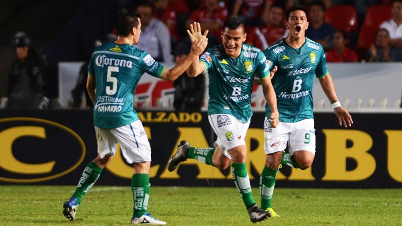 León vs Necaxa en la Copa MX Clausura 2016 | Llave 1 de IDA - leon-vs-necaxa-copa-mx-clausura-2016