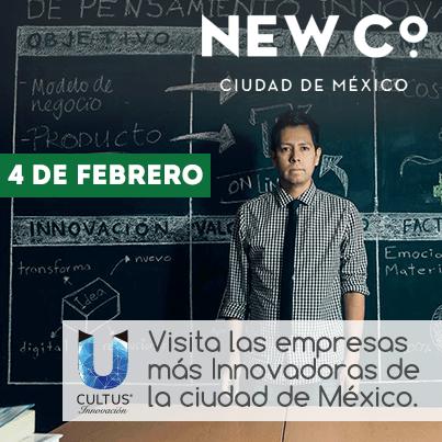 Festival NewCo CDMX abre las puertas a la innovación - new-co-festival