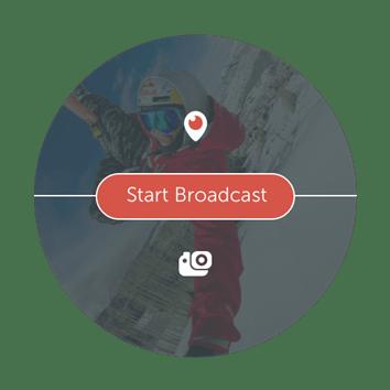 Periscope y GoPro anuncian alianza para retransmisión de imágenes en directo - periscope-y-gopro