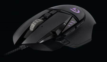 Logitech lanza el G502 Proteus Spectrum, el ratón para gaming con RGB ajustable