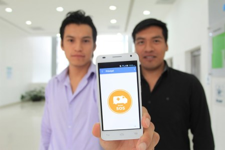 Crean app que llama a una ambulancia en segundos