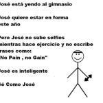 Sé como José, un divertido manual de etiqueta 2016 para redes sociales