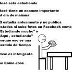 """""""Sé como José"""", un divertido manual de etiqueta 2016 para redes sociales - se-como-jose-5"""