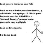 """""""Sé como José"""", un divertido manual de etiqueta 2016 para redes sociales - se-como-jose-7"""