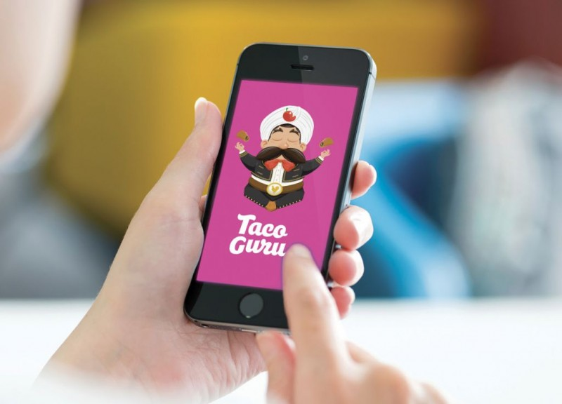 Este será el año de las transacciones online desde el móvil en México - taco-guru-800x576