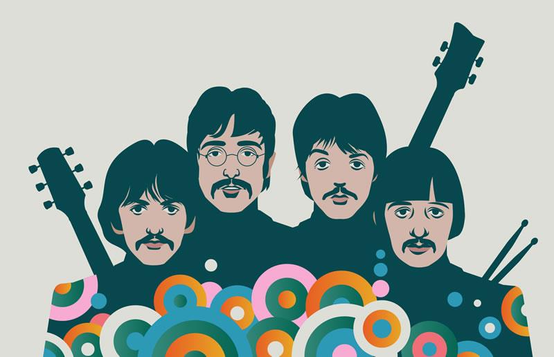 The Beatles rompieron récord en Spotify; Conoce sus canciones más escuchadas - the-beatles-en-spotify