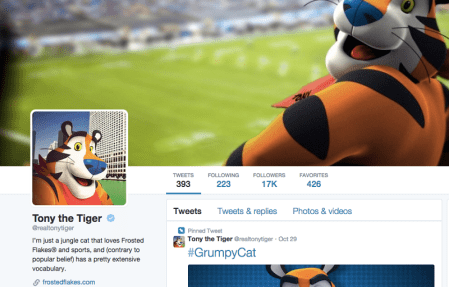 El Tigre Toño, 'víctima' de bullying sexual por parte de usuarios 'furry'
