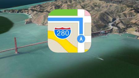 Apple Maps tendría su propio Street View