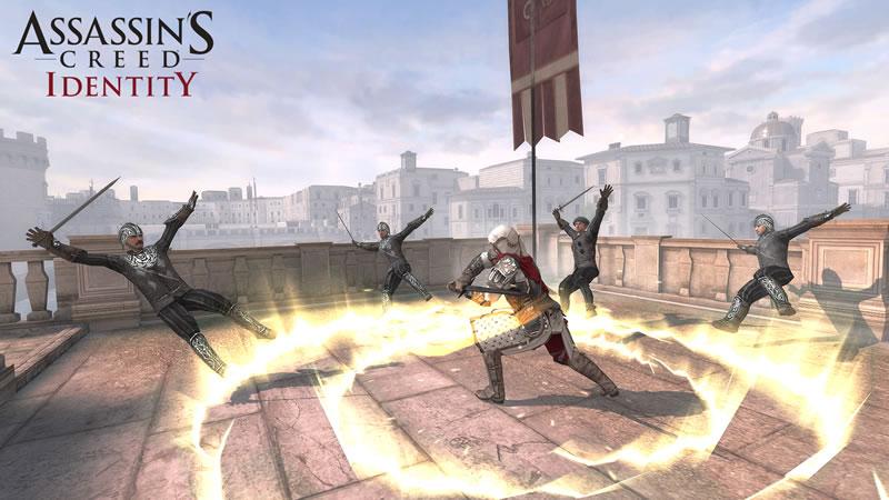 Assassin's Creed Identity ya disponible en App Store - assassins-creed-identity-ios