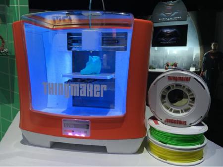 Mattel presenta 'ThingMaker', una impresora 3D para niños