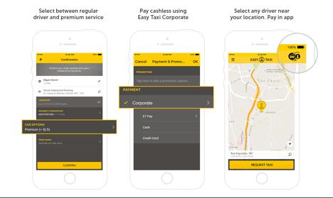 Easy Taxi llega a 83 Millones de viajes - easy-taxi-de-pago-adicionales-driver-connect