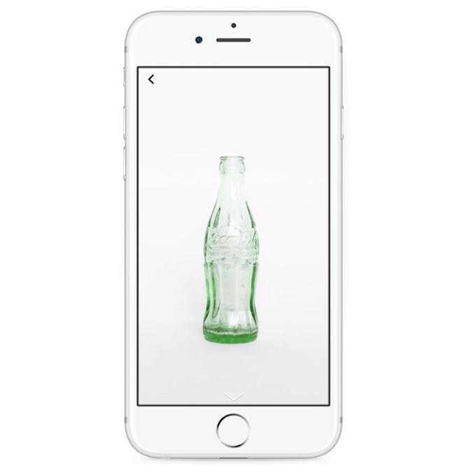 Facebook anuncia el lanzamiento internacional de Canvas - ejemplo-coca-cola-canvas