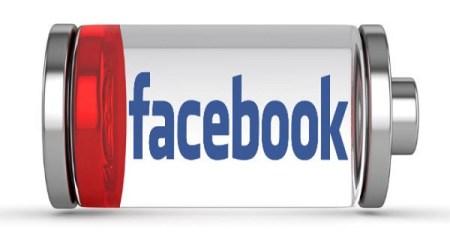 App recupera la batería que Facebook consume en tu teléfono