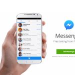 Facebook Messenger integrará opción multicuenta y envio de SMS