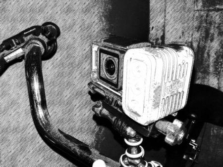 Luz de vídeo de acción Qudos Action de Knog [Reseña] - luz-qudos-action-bicicleta