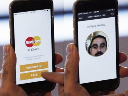MasterCard desarrolla tecnología que permitirá pagar con un selfie