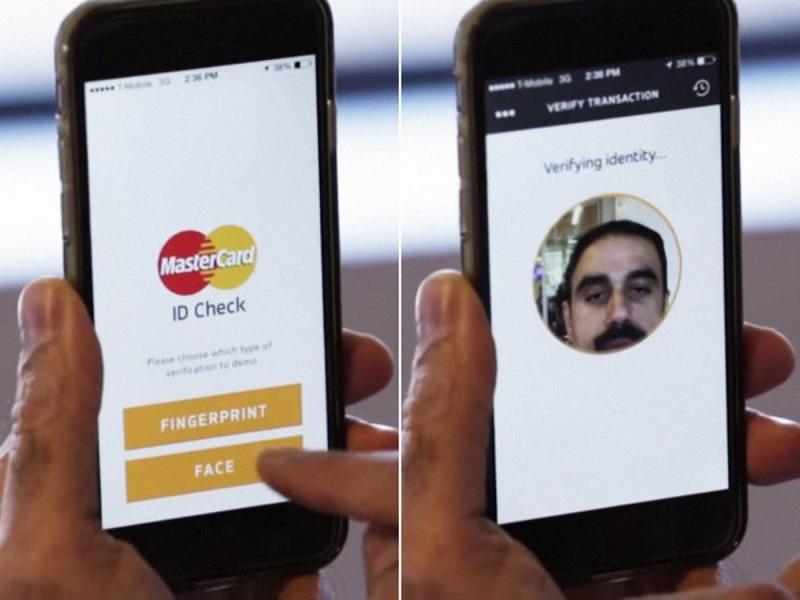MasterCard desarrolla tecnología que permitirá pagar con un selfie - mastercard-selfie-800x600