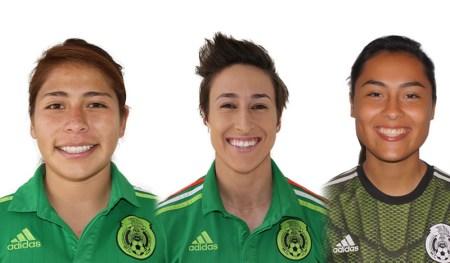 México vs Puerto Rico, Preolímpico femenil de Concacaf 2016