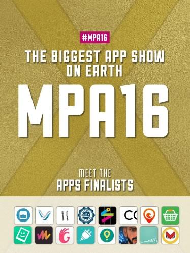 Dos apps Latinoamericanas, entre las finalistas de la X Edición de los Mobile Premier Awards - mpa-16-finalistas