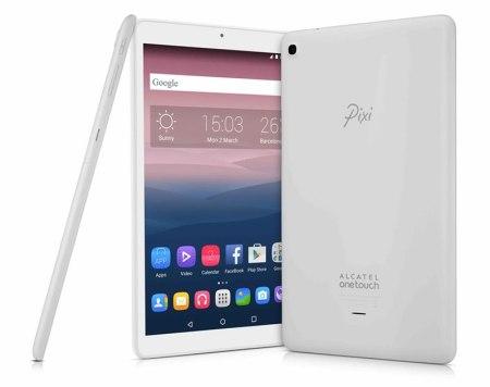 Tableta PIXI 3: Una tablet de 10 pulgadas a precio accesible