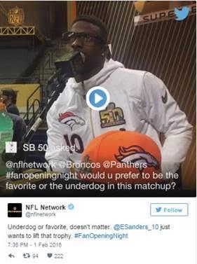 Sigue de cerca el Super Bowl a través de Twitter - preguntas-nfl