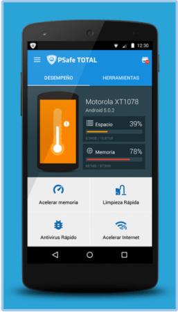 PSafe anuncia PSafeTotal 3.0, Inteligencia artificial para un celular rápido y seguro