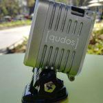 Luz de vídeo de acción Qudos Action de Knog [Reseña] - qudos-action-knog-galeria-1