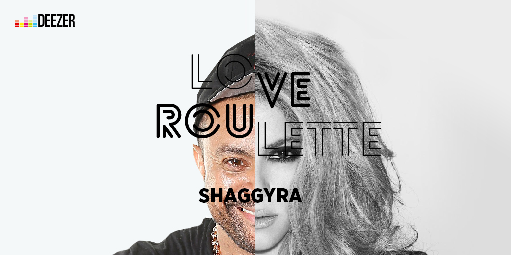 Deezer crea plataforma especial para jugar a ser el cupido de tus artistas favoritos - shaggyra-love-roulette