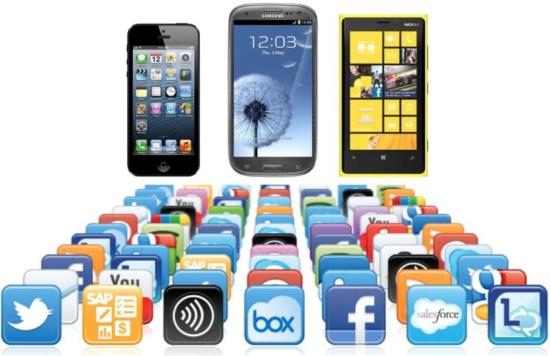 Desarrollo de apps, negocio rentable según especialistas - smartohone-apps-800x518
