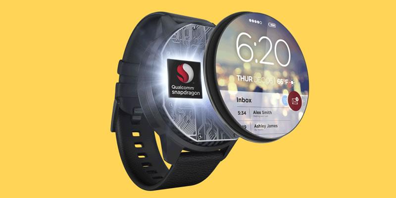 Qualcomm anuncia su nueva plataforma Snapdragon Wear; se viene una nueva generación de wearables - snapdragon-wear-2100