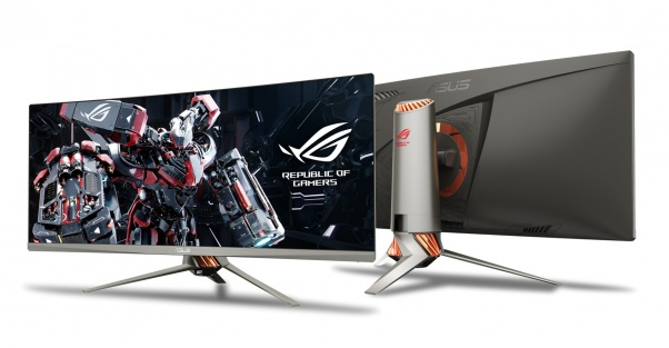 ASUS Republic Of Gamers presenta el monitor Switf PG348Q - swift-pg348q-asus