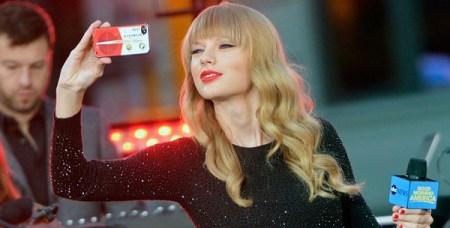 Taylor Swift tendrá su propia app móvil