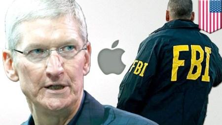 Tim Cook defiende la postura de Apple en caso contra FBI