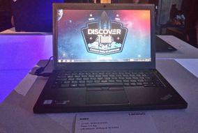 Lenovo presenta en México su legendaria serie Think - discover-lenovo-think