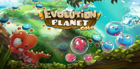 Evolution Planet, disponible en Greenlight de Steam